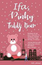 Ifa, Pinky Teddy Bear by JeEr_akhmad