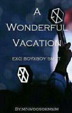 A Wonderful Vacation ||  EXO Boyxboy Smut & fanfic by minwoosokimkim
