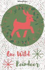 One Wild Reindeer by wolvesindanger