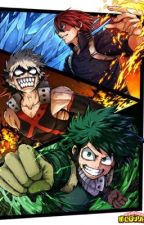 My Hero Academia Oneshots (Book 1) (mostly x reader, some ships) by BluBerry2245