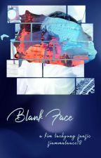 Blank Face - Kim Taehyung by FiammataAce18