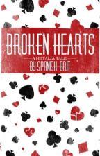 Broken Hearts [Hetalia] by Spanish-Brit