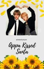 ✔️ Appa Kissed Santa? ➳ vmin by winterlunium