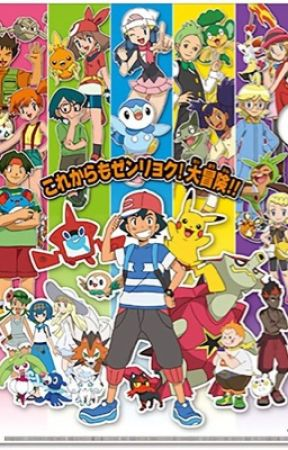 Escritos del grupo Wattpad Pokémon  by sasameHyun