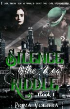 Silence is the New Riddle by Psychophobophilia