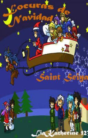 "Locuras de Navidad ""Saint Seiya"" by LiaKatherine123"