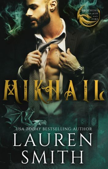 Mikhail: A Royal Dragon Romance (Brothers of Ash and Fire book 2)