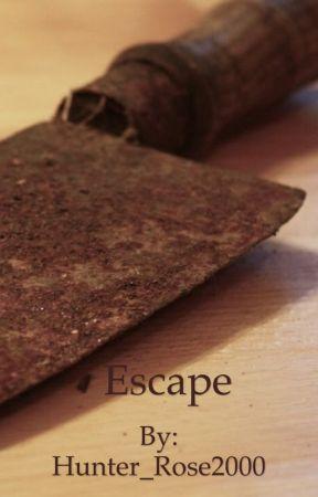 Escape  by Hunter_Rose2000