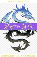 Welcome to Pyrrhia High by Ruler-of-Fandoms