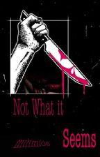 Not What it Seems - A Jeff the Killer Fanfic by minmios