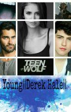 Young||Derek Hale|| by _UsuarioG_