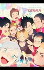 Haikyuu chatrooms  by Violet_game