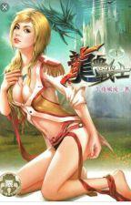 Dragon Blood Warrior. by MCOtaku