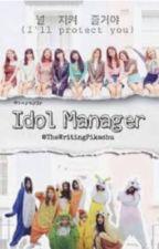 Idol Manager by TheWritingPikachu