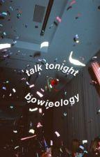 Talk Tonight (Oasis, Liam Gallagher, Noel Gallagher) by bowieoIogy