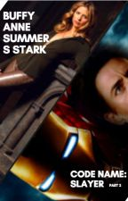 Code Name Slayer: Part 2 - Iron Man 2 by Kat17wild