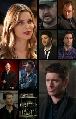 The Other Hybrid (Klaus Twin/Dean Winchester pairing)