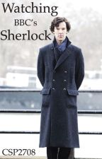 Watching BBC's Sherlock by CSP2708