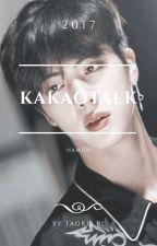 Kakaotalk// namjin ☀️ by IamTheYaoiKing