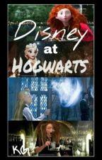 Disney at Hogwarts by Funomania101