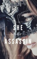 She the Assassin by PaperAirpl4nes