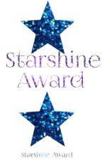 Starshine Award 2018  (Offen)  by Starshine_Award
