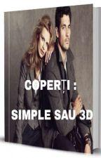 COPERȚI : SIMPLE SAU 3D by Memphis_Carol