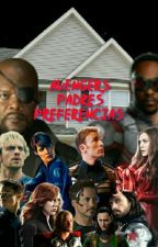 Avenger: Padres Preferencias by Crazy_Marvel