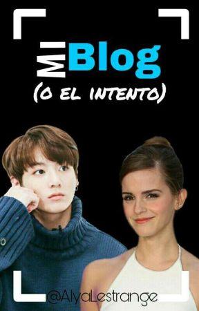 Mi Blog(o el intento :v) by AlyaLestrange