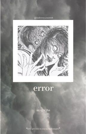 error; yoonseok by inferrnum