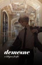 demesne • kihyun by thebiasgotmedeceased