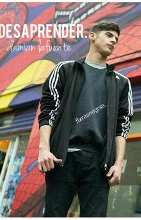 ❝desaprender❞ ➳ Damian Lafuente by flxresnegras_