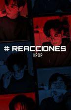 reacciones kpop by user14669249