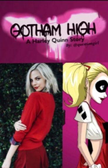 Gotham High: A Harley Quinn Story