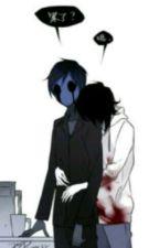 (Eres Todo Para Mi...)eyeless jack x jeff the killer  by JesabelAlomar