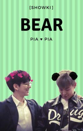 Bear. [ShowKi] by PiaDramaQueen