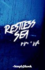 Restless Sea   p.jm + j.jk by -ChildOfJikook