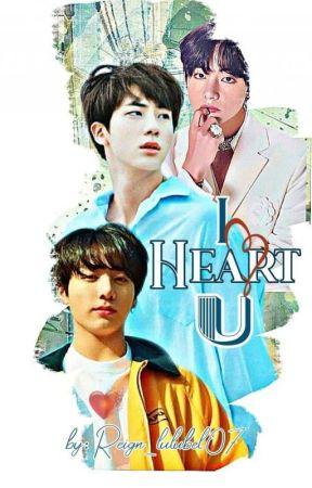I Heart U by Reign_lulubel07