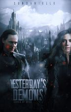 Yesterday's Demons (Loki) by SunDanielle