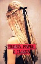 La vida de Luna: Piedra, papel o tijera. by LuciaClaria