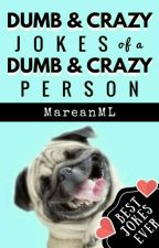 Dumb & Crazy Jokes of a Dumb & Crazy Person ? by MareanML