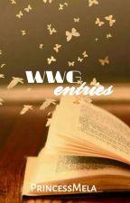 WWG Entries by PrincessMela