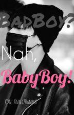BadBoy? Nah, BabyBoy!-Vkook by Anni20ammh