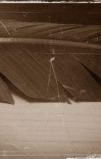Gedankenfragmente - eine Feder im Wind by Gedankenfragmente