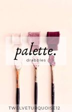 Palette | tlos by TwelveTurquoise12