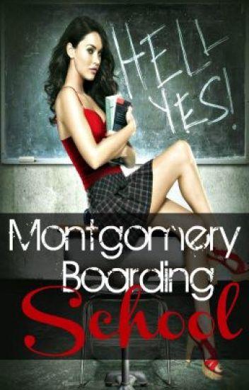 Montgomery Boarding School (GirlxGirl)