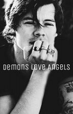 Demons love Angels || Larry Stylinson by donalarry