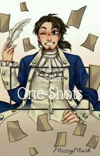 Hamilton One-Shots «RANDOMS» by MizzyMash