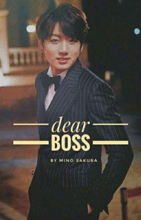 dear boss ; au by mino-sakura