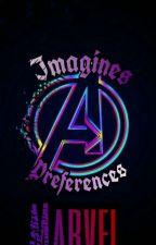 Imagines e Preferences (Marvel)  by jake-souza